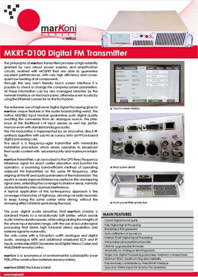 MKRT-D100