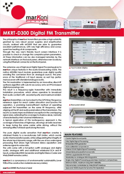 MKRT-D300