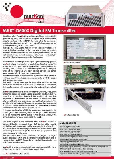 MKRT-D5000