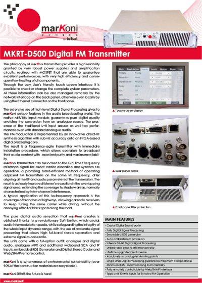 MKRT-D500