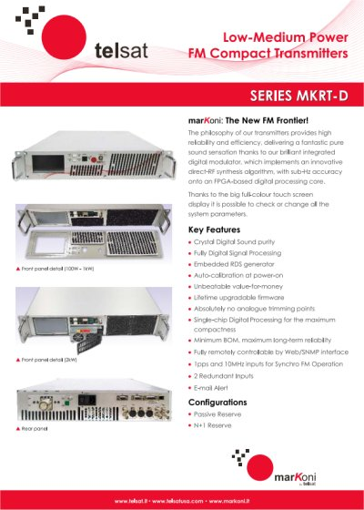 MKRT-D Compact